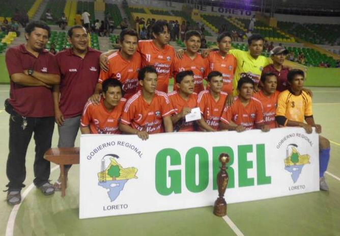 El campeón de Loreto, Sport Atenas, llegará a Lima con la consigna de dar la sorpresa.