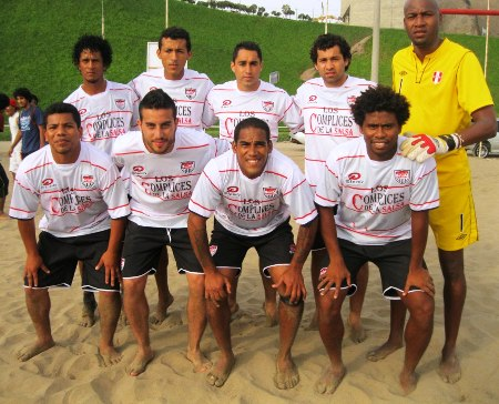 Punta Hermosa avanza a paso arrollador, en semifinales apabulló por  11-2 a Cabitos