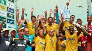 Brasil se convirtió en el bicampeón de la Copa América (Foto: Fifa.com)