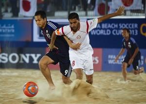 Japón no tuvo problemas para vencer a Líbano (Foto: BSW)