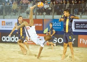 Japón venció a Australia en penales y clasificó a Tahití 2013 (Foto: BSW)