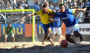 Brasil sufrió para vencer a Ecuador (Foto: InfoMerlo.com)