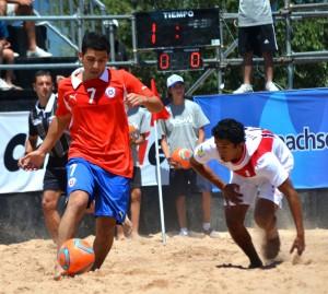 Perú cayó ante Chile y parece estar eliminador (Foto: Infomerlo.com)