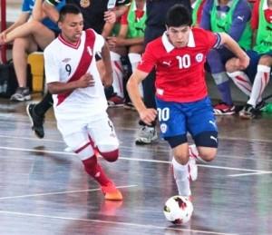 Perú cayó sin atenuantes ante Chile (Foto: IDT)