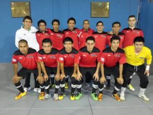 Ymca Futsal, uno de los líderes del torneo, venció a Pueblo Libre FC (Foto: Facebook Ymca)