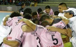 Panta NPA Walon puede terminar como 1ro del Acumulado si vence a ADC San Marcos (Foto: Perufutsal)