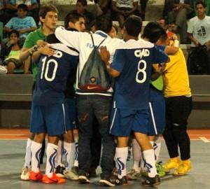 YMCA Futsal se mide ante Dep. Santa Anita (Foto: Facebook YMCA Futsal)