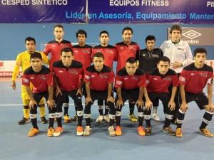 Vibrante encuenro: YMCA Futsal y Los Pioneros igualaron 8-8  (Foto: Ymca Futsal)