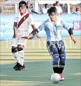 Perú sucumbió estrepitosamente ante el local, Argentina, por 6-0 (Foto: Diario El Litoral)