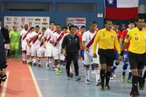 La Selección debuta el viernes 22 ante Bolivia (Foto: Robert Rivas / PeruFutsal)