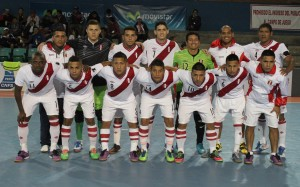 Perú se mantiene al igual que en 2013, en el puesto 38 y 7mo en Sudamérica (Foto: Robert Rivas / PeruFutsal)