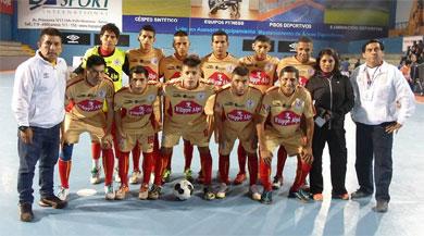Deportivo JAP luchó de principio a fin y logró derrotar a Panta NPA Walon (Foto: Facebook Deportivo JAP)