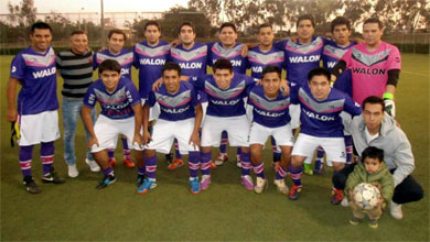 Walon FC goleó a Paraíso Huachipa y comparte el liderato con FC Las Vegas (Foto: Facebook)