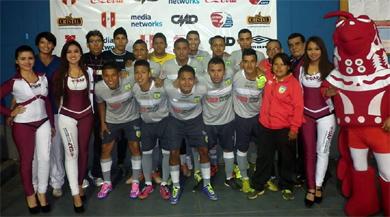R&R Surco choca contra AFA Rímac en el inicio de la Liguilla Final (Foto: Facebook Surco Futsal)