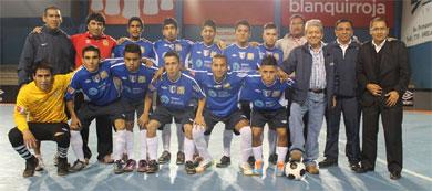 FC Estudiantes San Marcos por fin logró sumar un triunfo en el torneo, pero se mantiene en la cola (Facebook: FC Estudiantes San Marcos)
