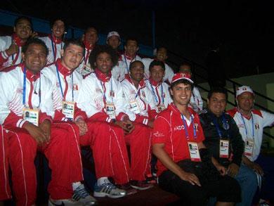Ya se definió el listado de 12 jugadores para disputar los JJBB Huanchaco 2014 (Foto: Facebook)