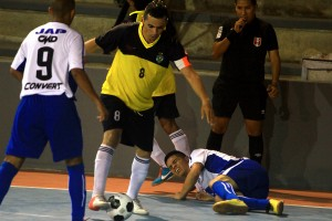 Dynamo San Luis sacó provecho de las oportunidades que gozó y derrotó a Deportivo JAP.