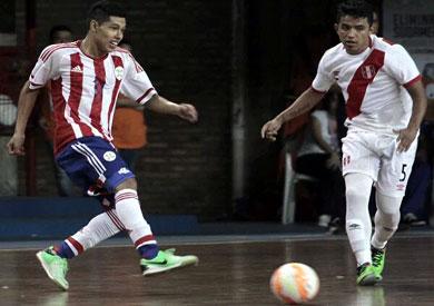 Perú estuvo muy cerca de dar la sorpresa ante el local Paraguay (Foto: Alan Bernal)