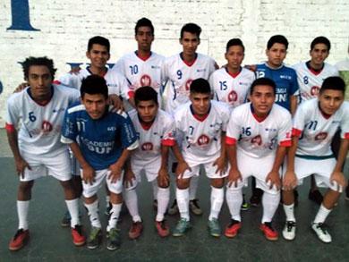 Academia Futsal superó a Alianza Agustino y sigue liderando el torneo de Los Olivos (Foto: Deportes UCH)