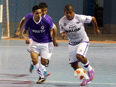 Panta Walon busca repuntar cuando enfrente a R&R Futsal Tumbes (Foto: PeruFutsal.pe)