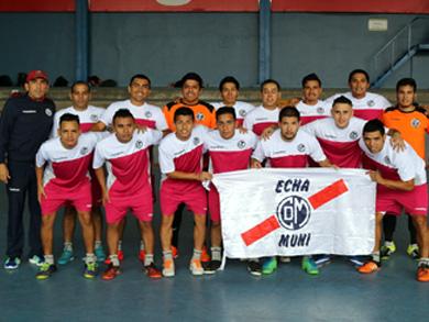 Deportivo Municipal es un serio candidato al título y ascenso a la División de Honor, en el debut se enfrenta a Esther Talento VC SJL (Foto: Dep. Municipal Futsal)