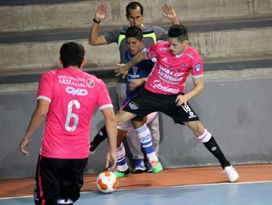 Panta-Walon se medirá ante el vigente campeón Primero de Mayo, en el clásico del futsal metropolitano (Foto: PeruFutsal.pe)