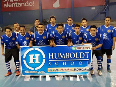 El cuadro de San Juan de MIraflores buscará derrotar al colero Jaitay Futsal y seguir en el primer lugar (Foto: América San Juan)