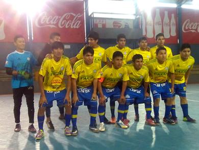 FC Paraíso Huachipa goleó a Santa María y ahora comparte el liderato de la Serie B con Esc. Dep. El Rey (Foto: FC Paraíso Huachipa)