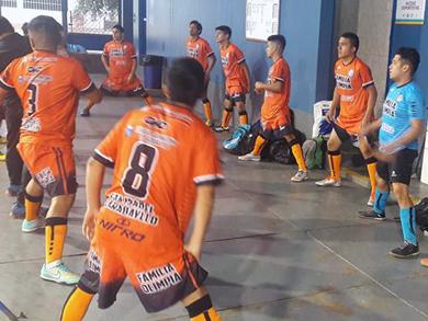 Olimpia se mide ante Universidad San Martín en pos de dar caza al líder de la Serie B, Escuela Deportiva El Rey (Foto: Familia Olimpia)