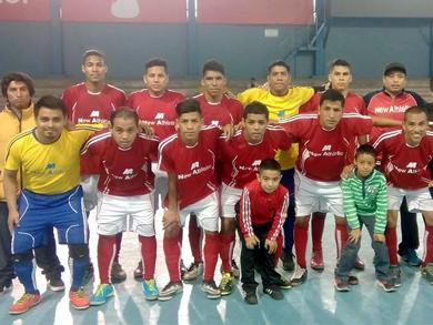 RP Futsal, líder de la Serie A choca ante Universidad del Pacífico  (Foto: RP Futsal)