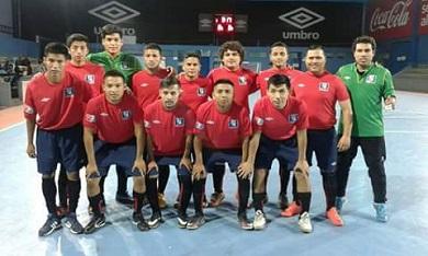 Jaitay será rival de Cabitos, choque de extremos en el marco de la tercera fecha del Clausura (Foto: Jaitay Futsal)