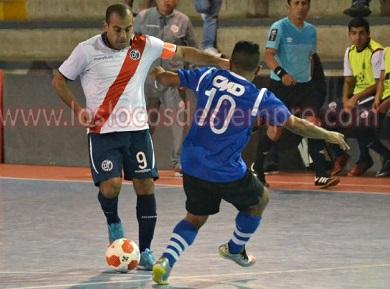 Municipal y América San Juan igualaron a seis goles por lado, pero el líder ahora es Cabitos (Foto: Los Locos de Siempre)