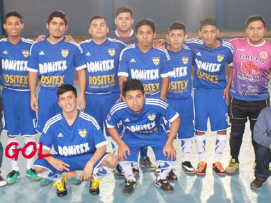 Deportivo Santa María goleó a Esc. Dep. El Rey y finalizó en el 2do lugar con Paraíso Huachipa y Familia Olimpia (Foto: Roberto Chávez / FotoGol)