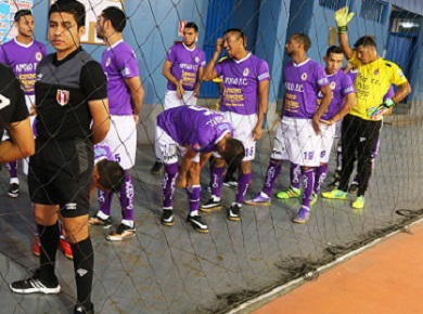 Apolo FC debe superar a R&R Tumbes y esperar unos reusltados, si desea ingresar al Hexagonal Final (Foto: Apolo FC)
