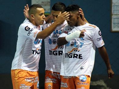 Los líderes de las semifinales, Primero de Mayo, buscará asegurar su pase a la final cuando choqye ante UCH (Foto: Primero de Mayo Futsal)
