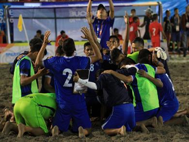 El Salvador derrotó al local Chile; y, en la final espera a Paraguay (Foto: JJBB Iquique 2016)